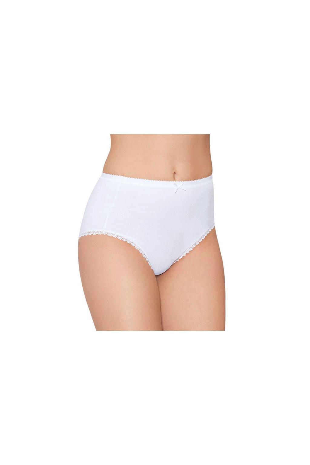 Dámské kalhotky, 10061 1, bílá
