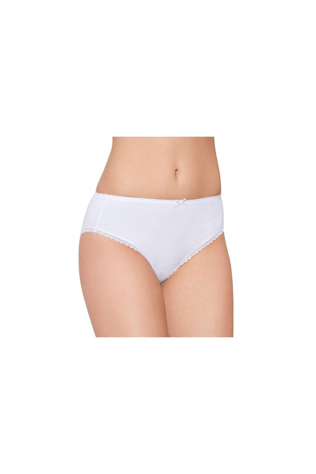Dámské kalhotky, 10062 1, bílá