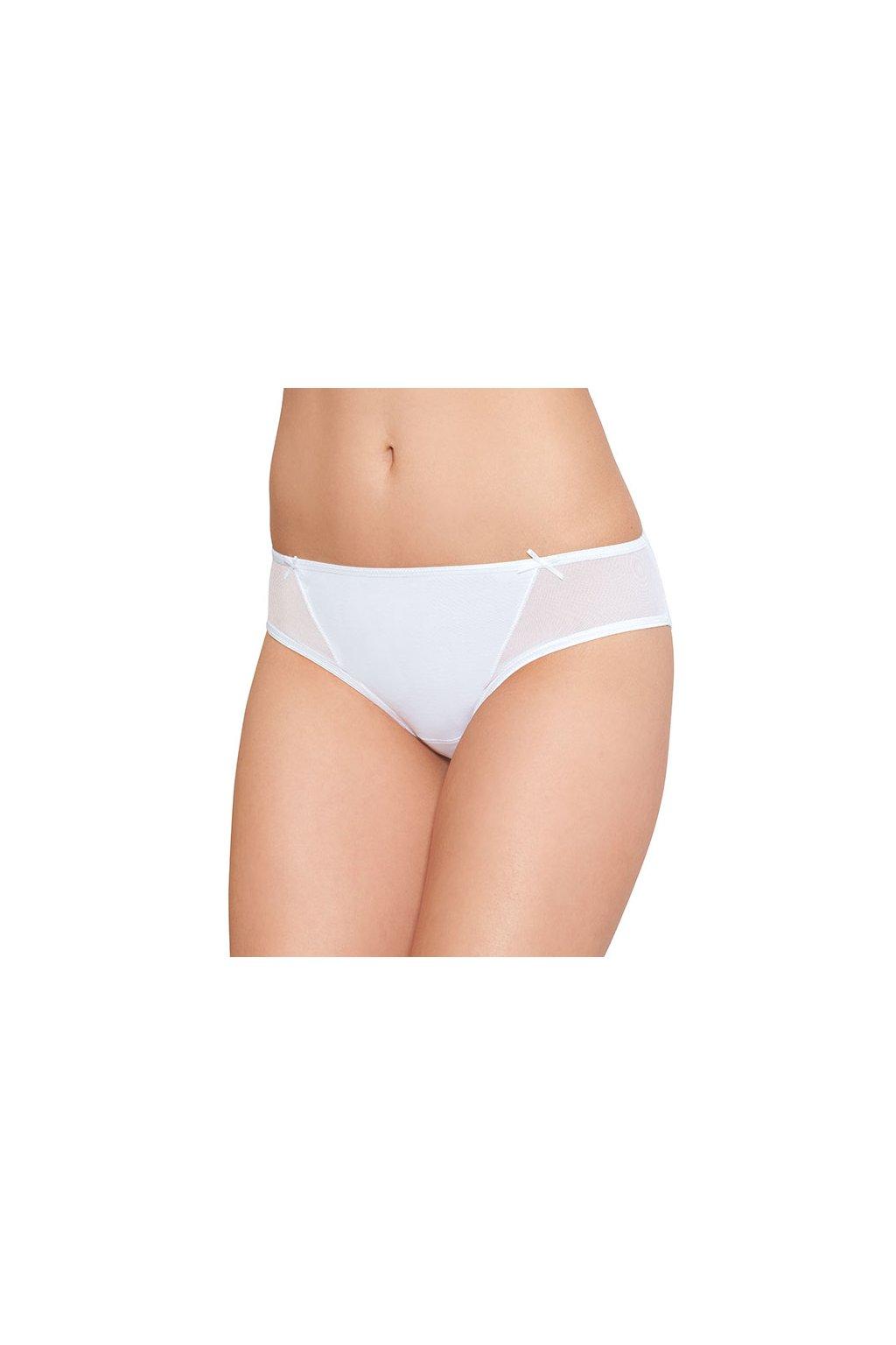 Dámské kalhotky, 10087 1, bílá