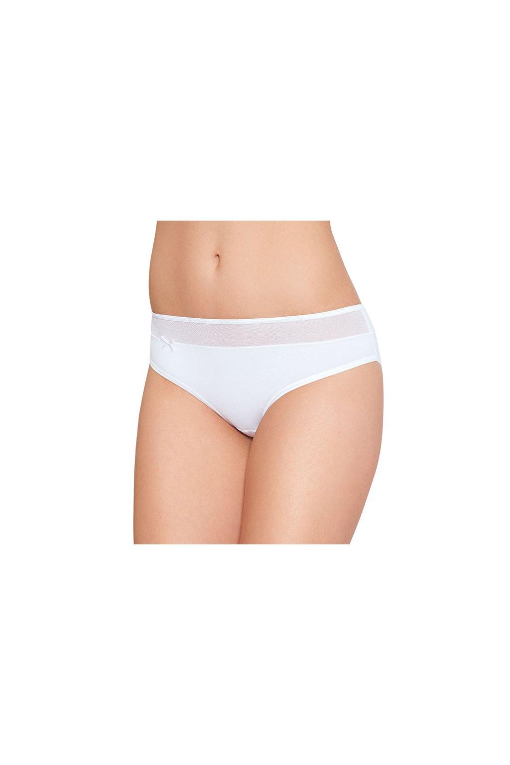 Dámské kalhotky, 10088 1, bílá