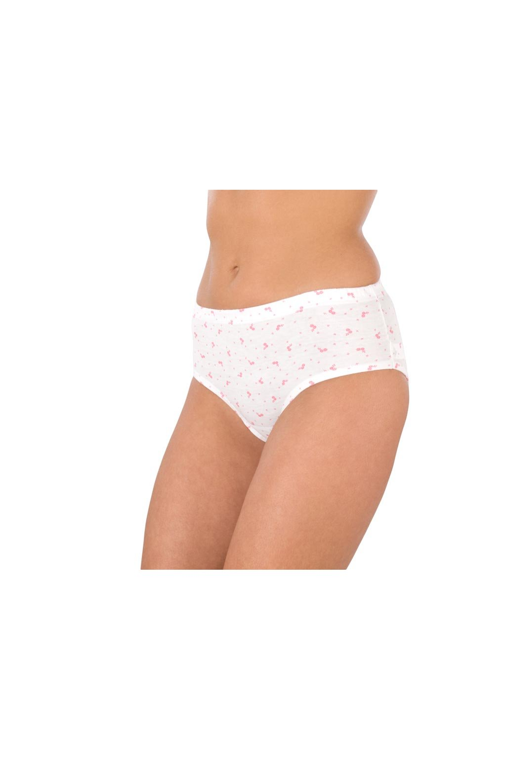 Dámské kalhotky, 100HELENA 1, bílá