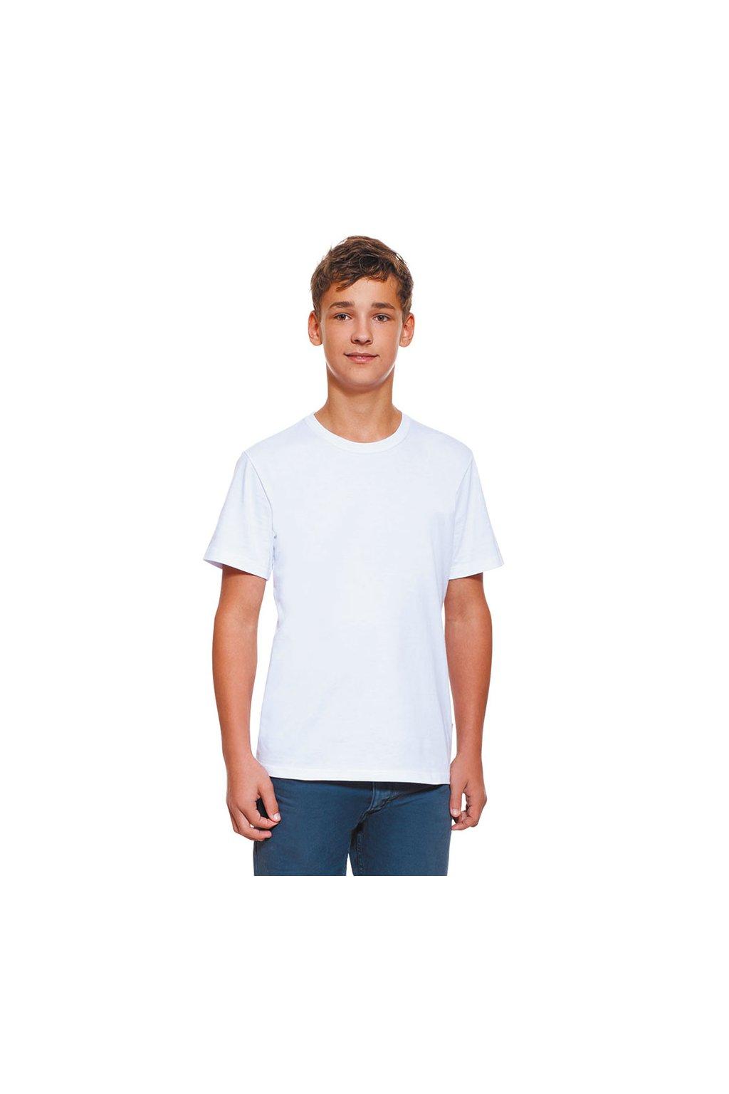 Chlapecké tričko, 60206 1, bílá