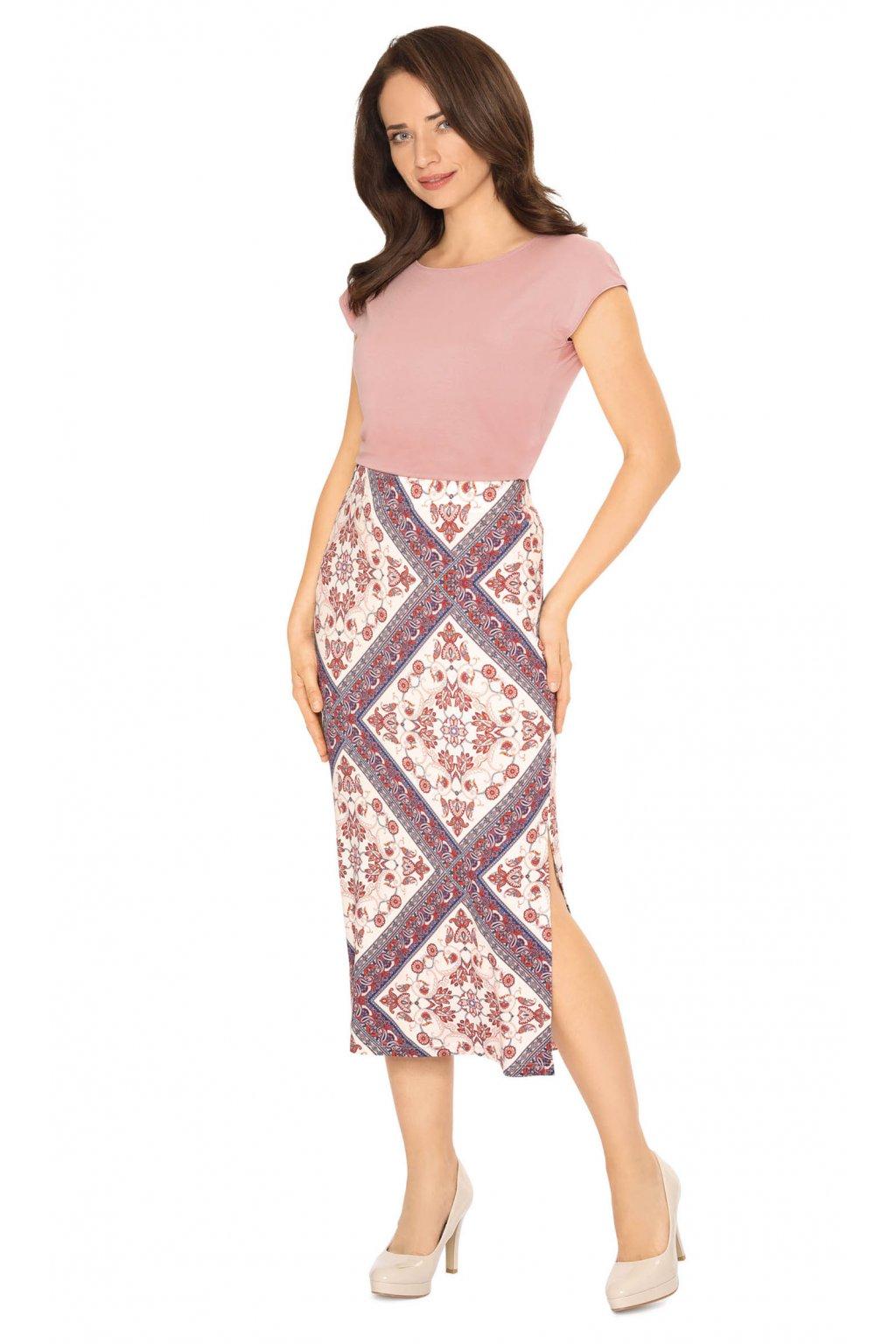 Dámská sukně, 105119 146, růžová
