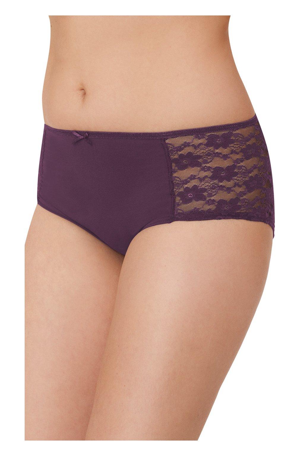 Dámské kalhotky, 100145 451, fialová
