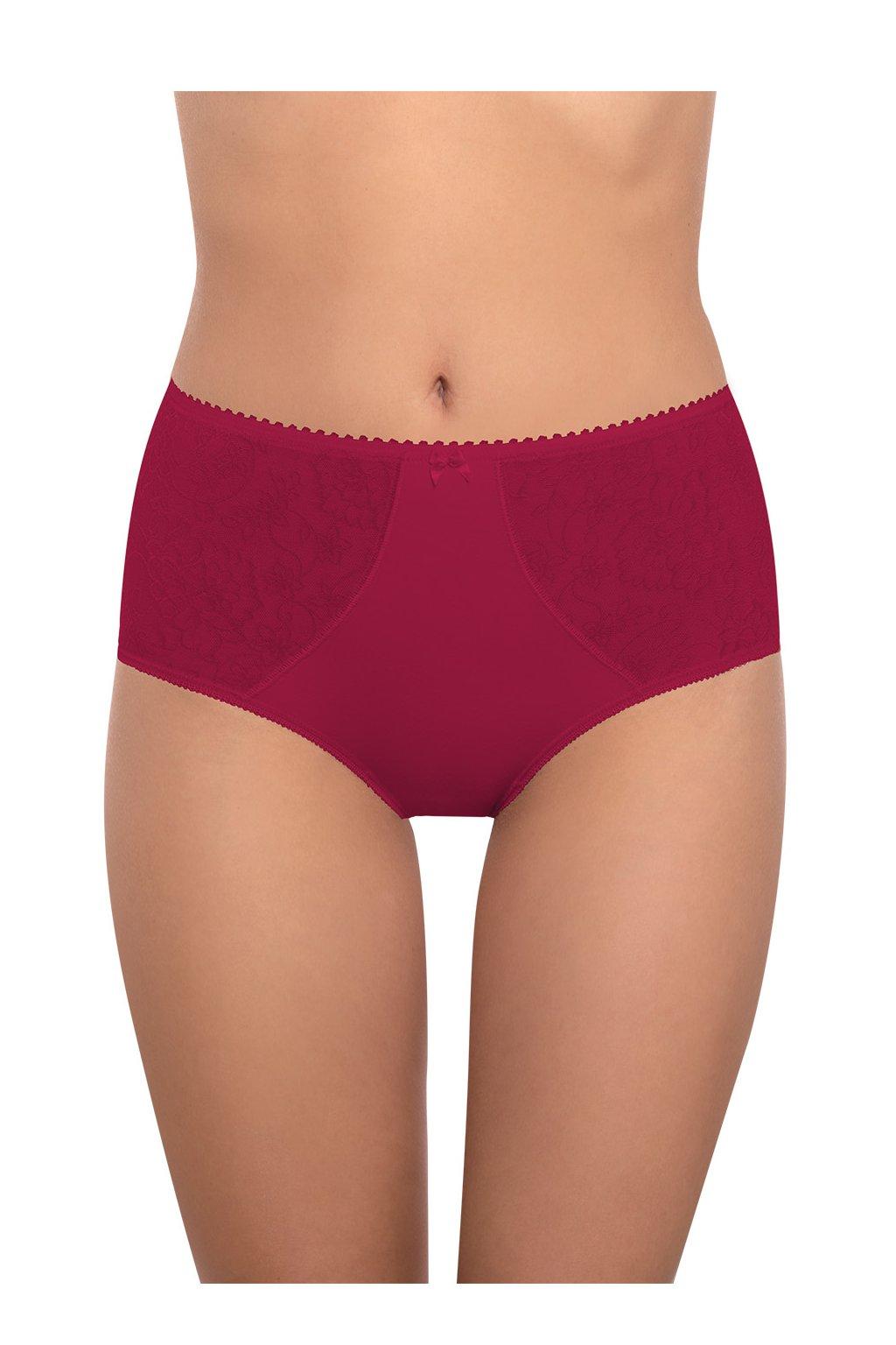Dámské kalhotky, 100129 191, švestková