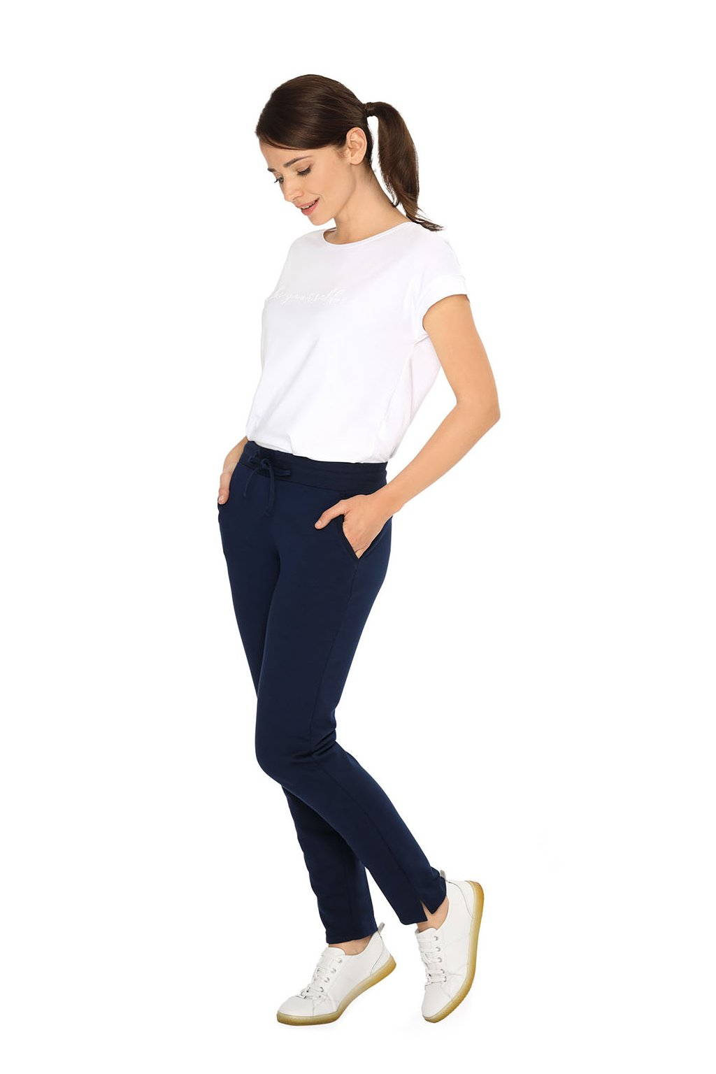 Dámské kalhoty, 10131 28, modrá
