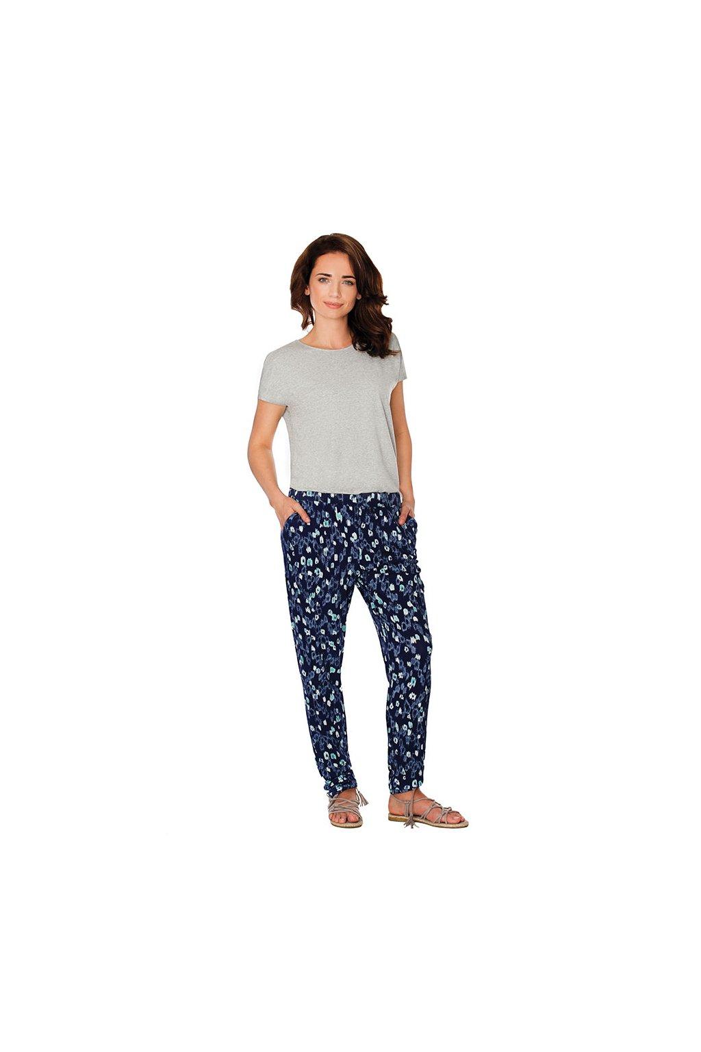 Dámské kalhoty, 10125 247, modrá