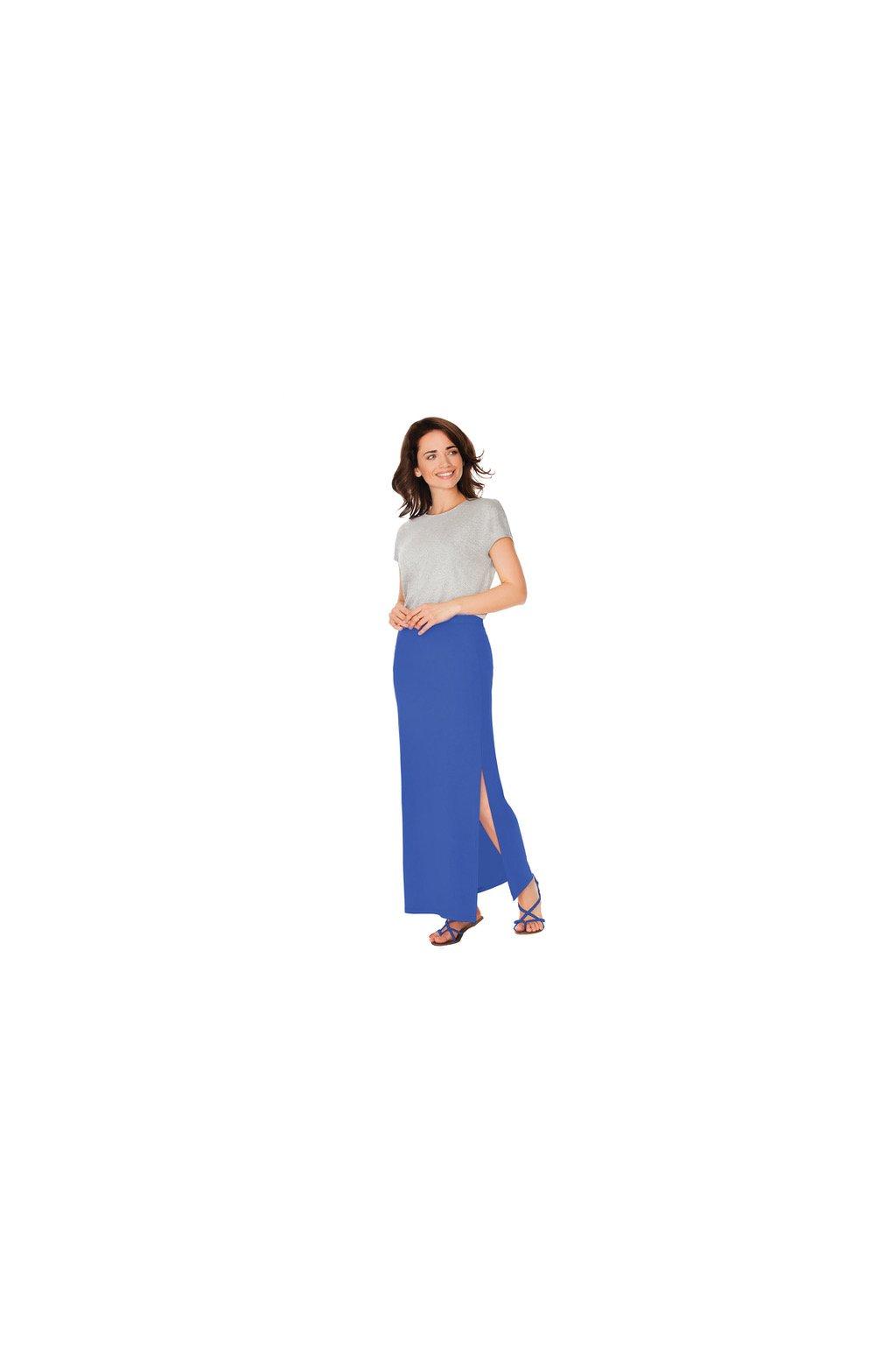 Dámská sukně, 10586 299, modrá