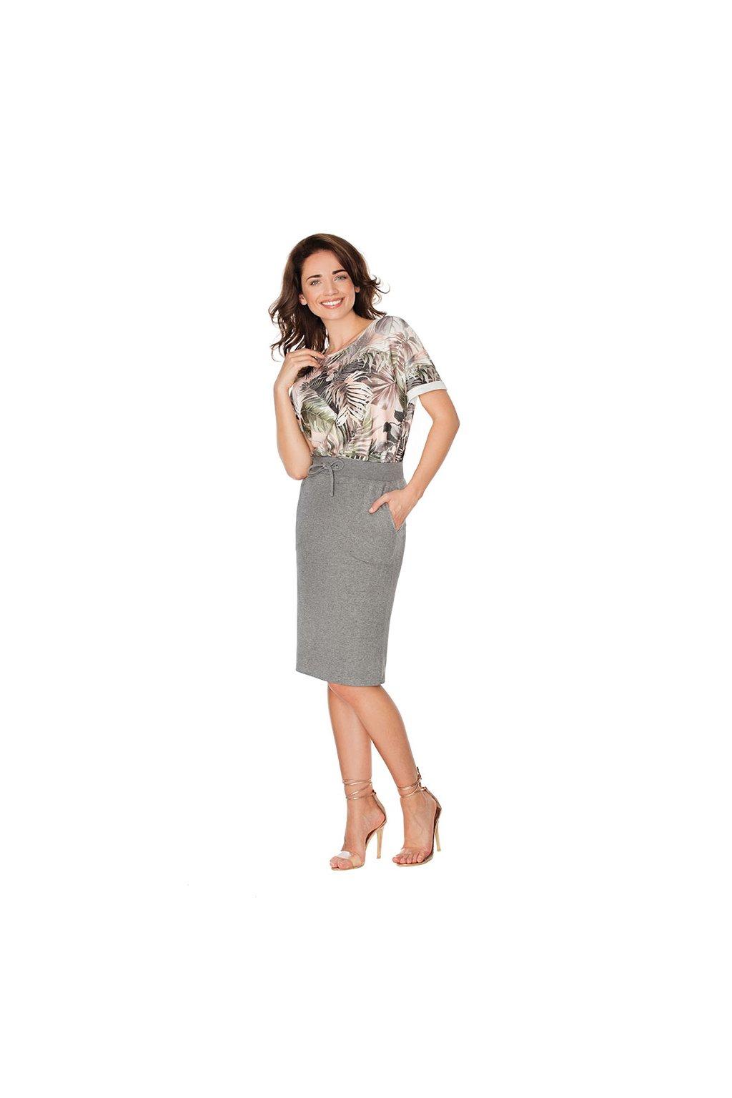 Dámská sukně, 10584 36, šedá