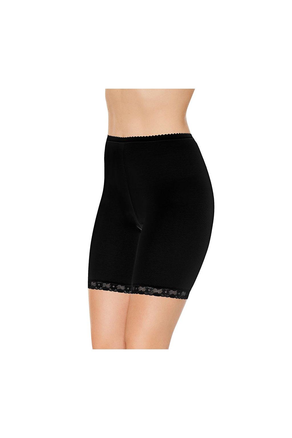 Nohavičkové kalhotky, 10023 29, černá