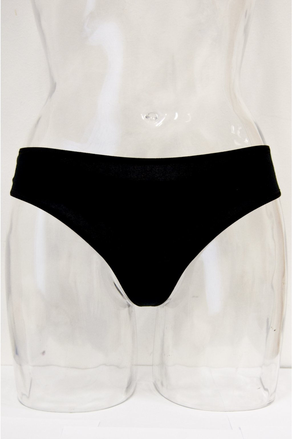 Dámská tanga, 10021 29, černá