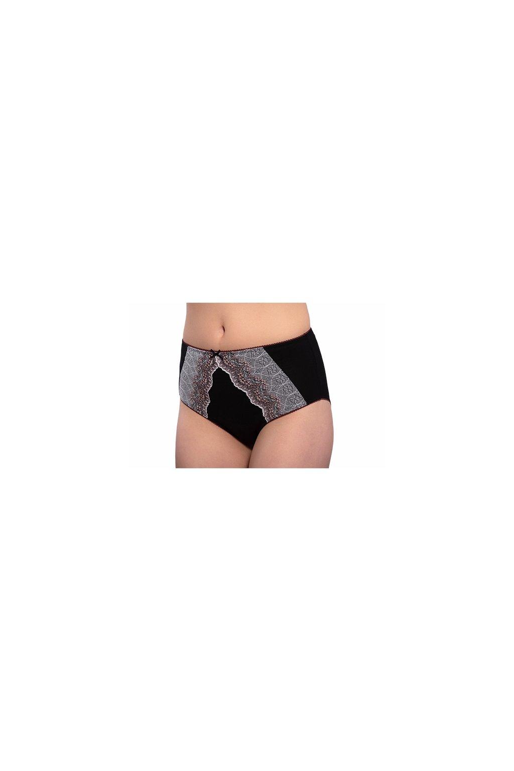 Dámské kalhotky, 100204 29, černá