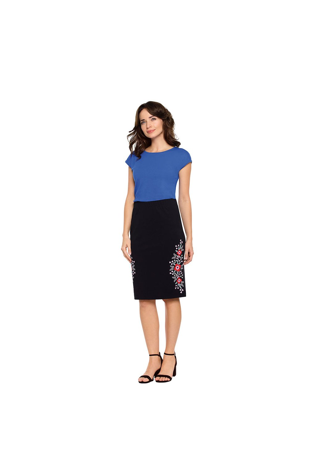 Dámská sukně, 10596 29, černá