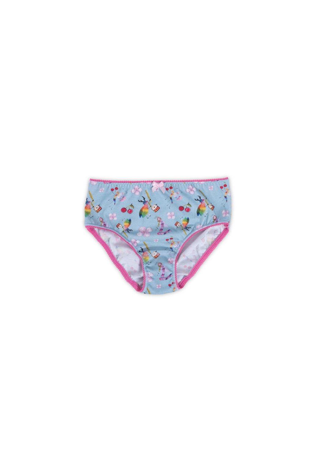 Dívčí kalhotky, 40061 88, tmavě modrá