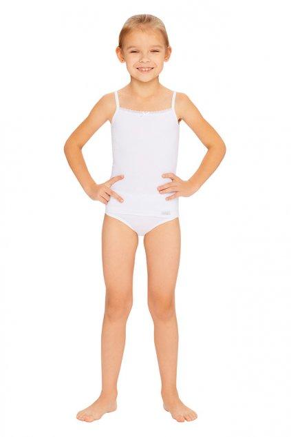 Dívčí komplet, 404137 1, bílá