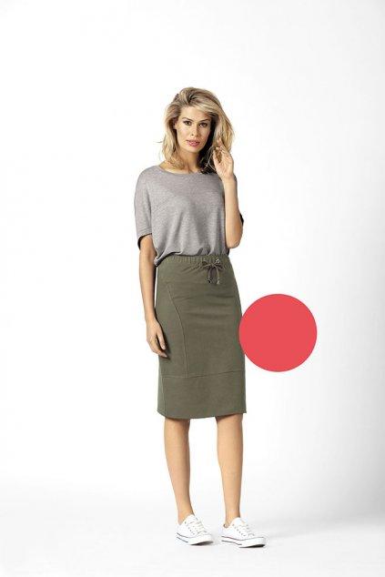 Dámská sukně, 10562 309, korálová