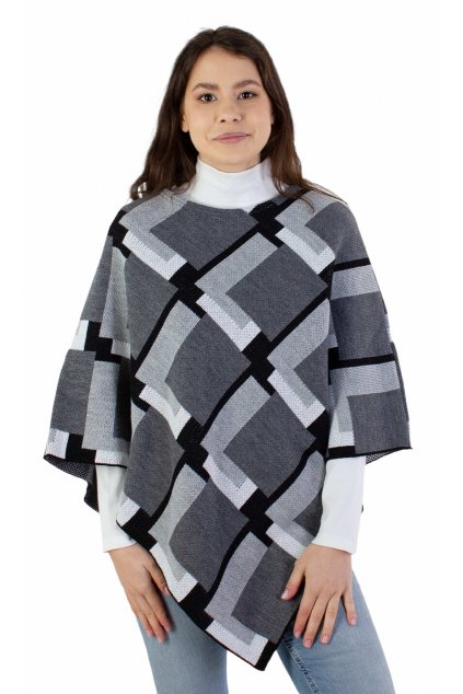 Dámský svetr - bolerko, 10657 237, šedá