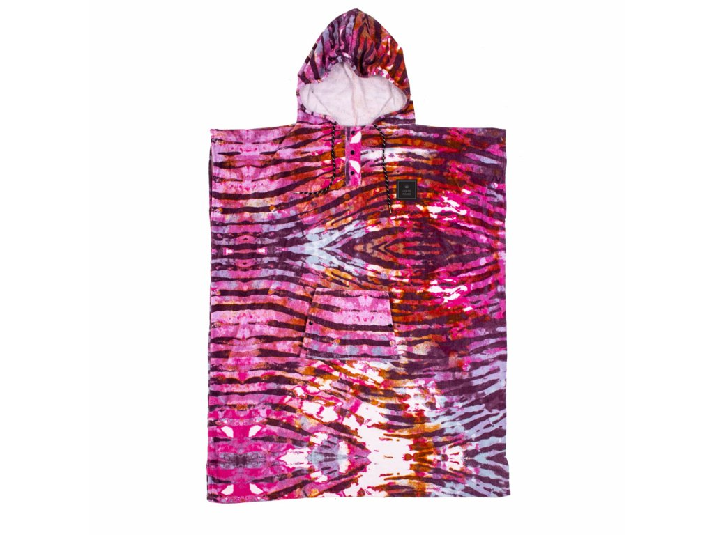 changer tie dye sublimated