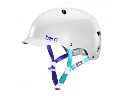 Bern Lenox H2O White (Velikost helmy L)