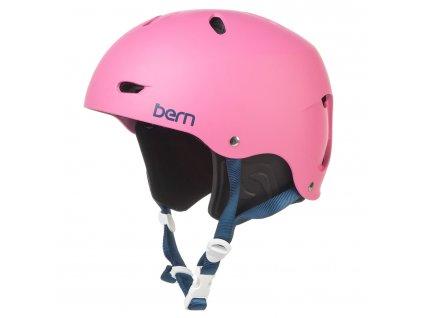 Bern Brighton H2O Bubblegum pink (Velikost helmy L)