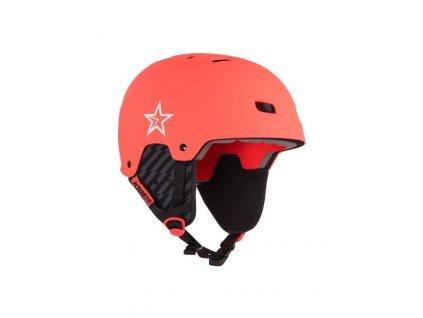 Jobe base helmet red