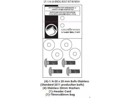 LF2126925 bolt kit