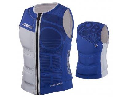 554015002 Progress Comp Vest Men Blue