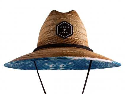 hats all day straw