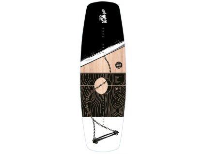 Goodboards Onefiftyone (Velikost wakeboardu 156)