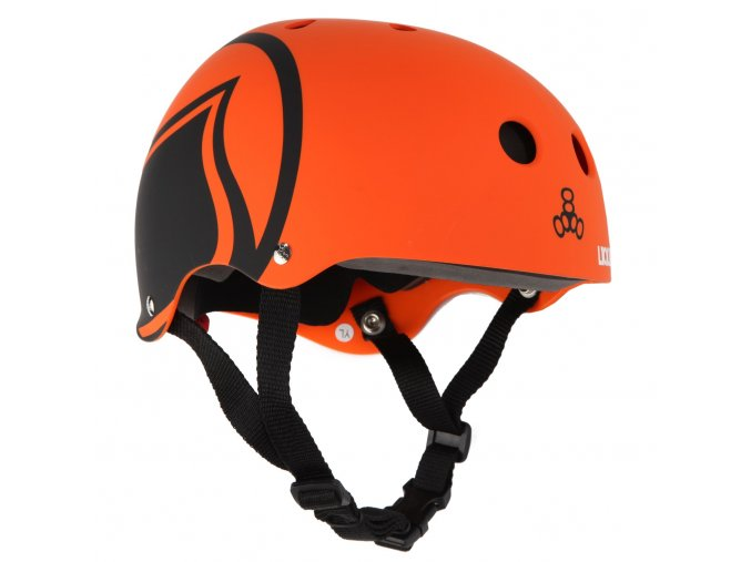 Liquid Force Icon orange