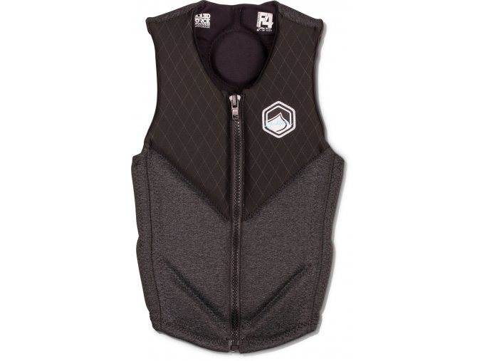 Liquid Force HAPPY HOUR BLACK (Velikost vesty XS)