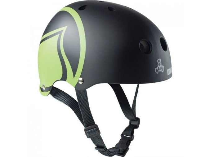 liquid force icon helmet black 2015 5
