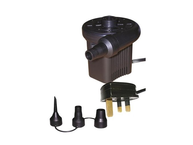 JOBE 230V AIR PUMP W UK PLUG