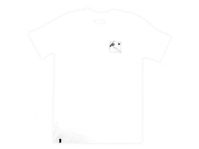 tshirt turnpoint white front