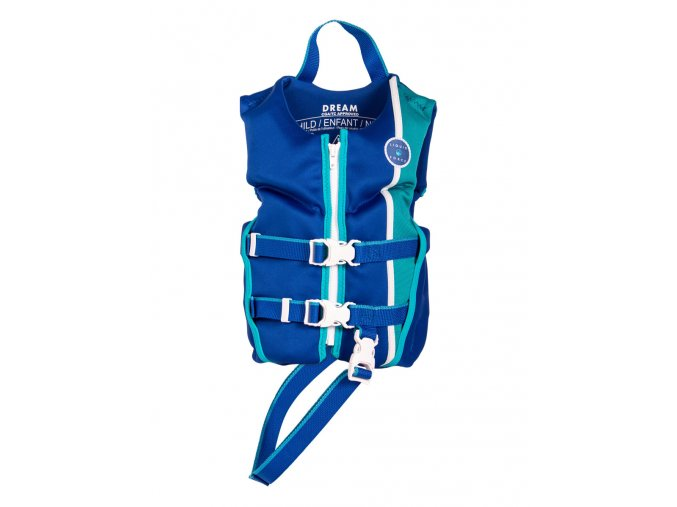 dream cga child navy aqua