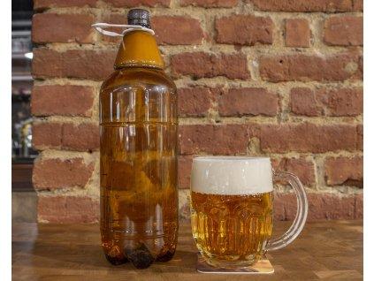 Beer in Pet lahev 1.5l