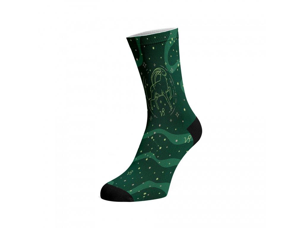 Walkee barevné ponožky - Znamení zvěrokruhu Kozoroh