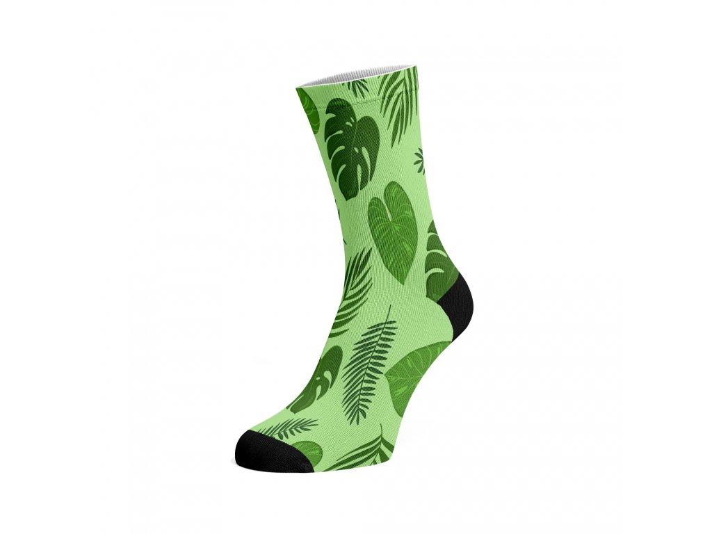 Walkee barevné ponožky - Jungle