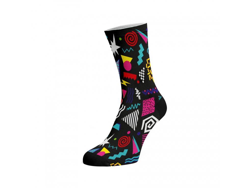 Walkee barevné ponožky - MHD