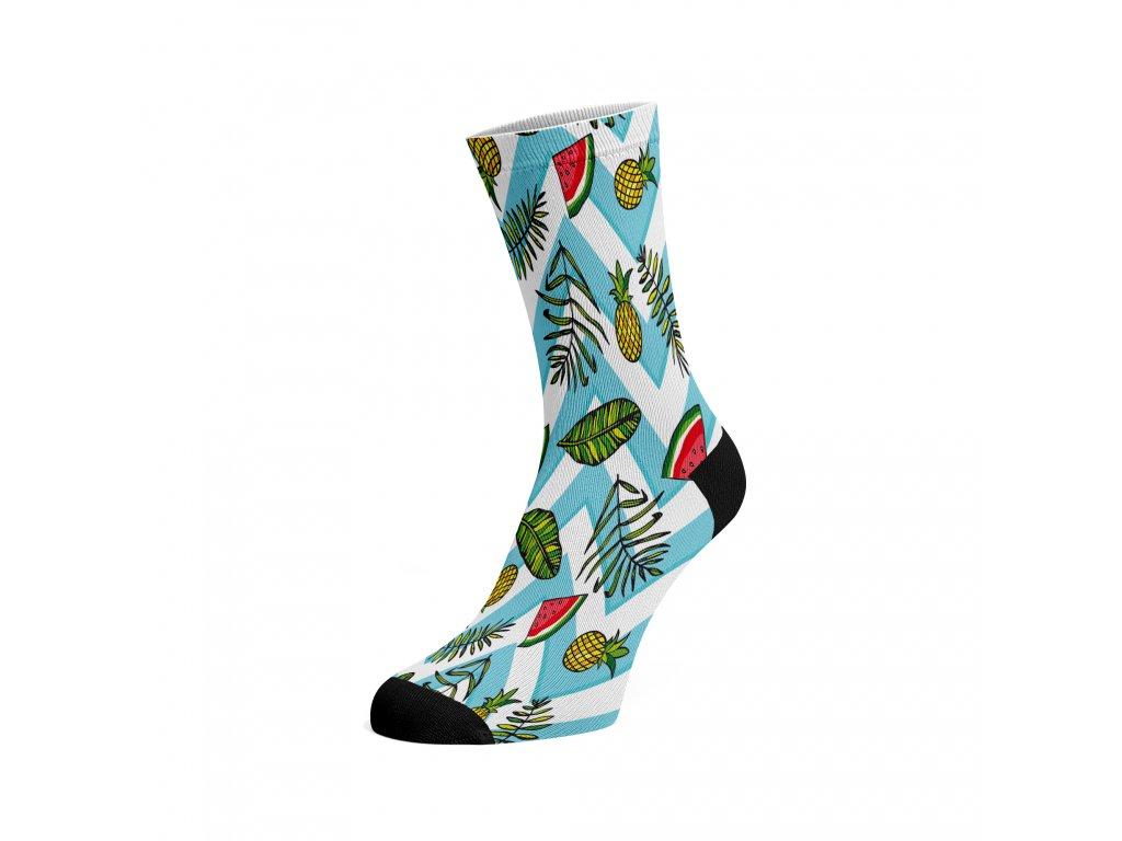 Walkee barevné ponožky - Paradise