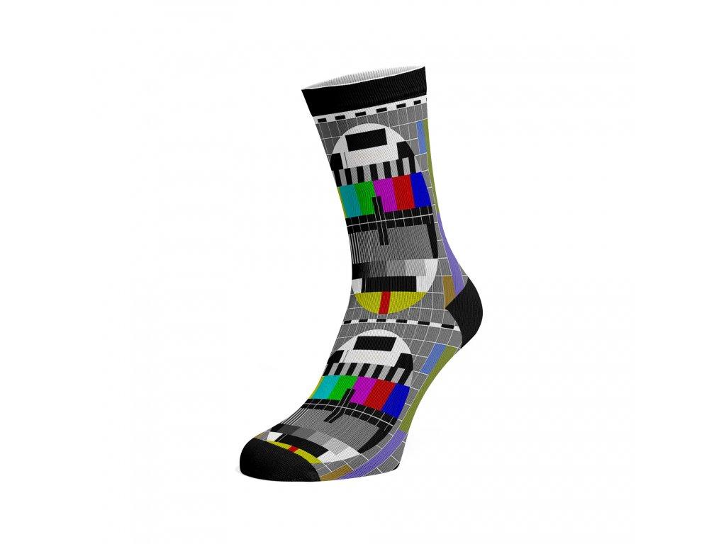 Walkee barevné ponožky - Signal