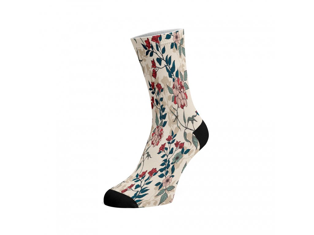 Walkee barevné ponožky - Flowee