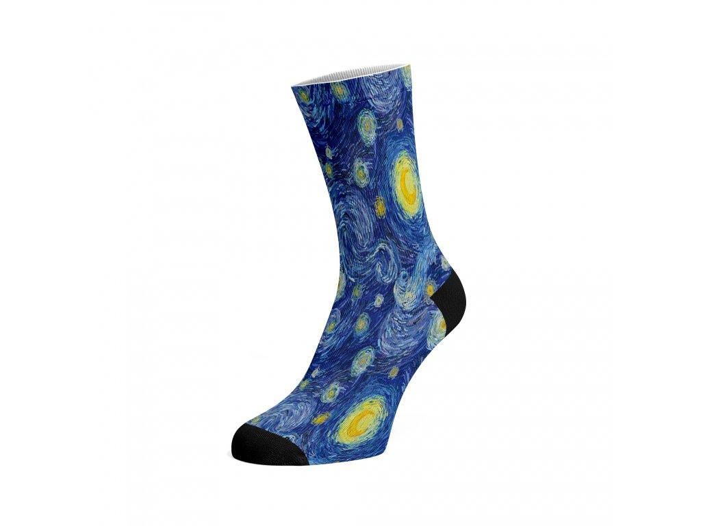 Walkee barevné ponožky - Night