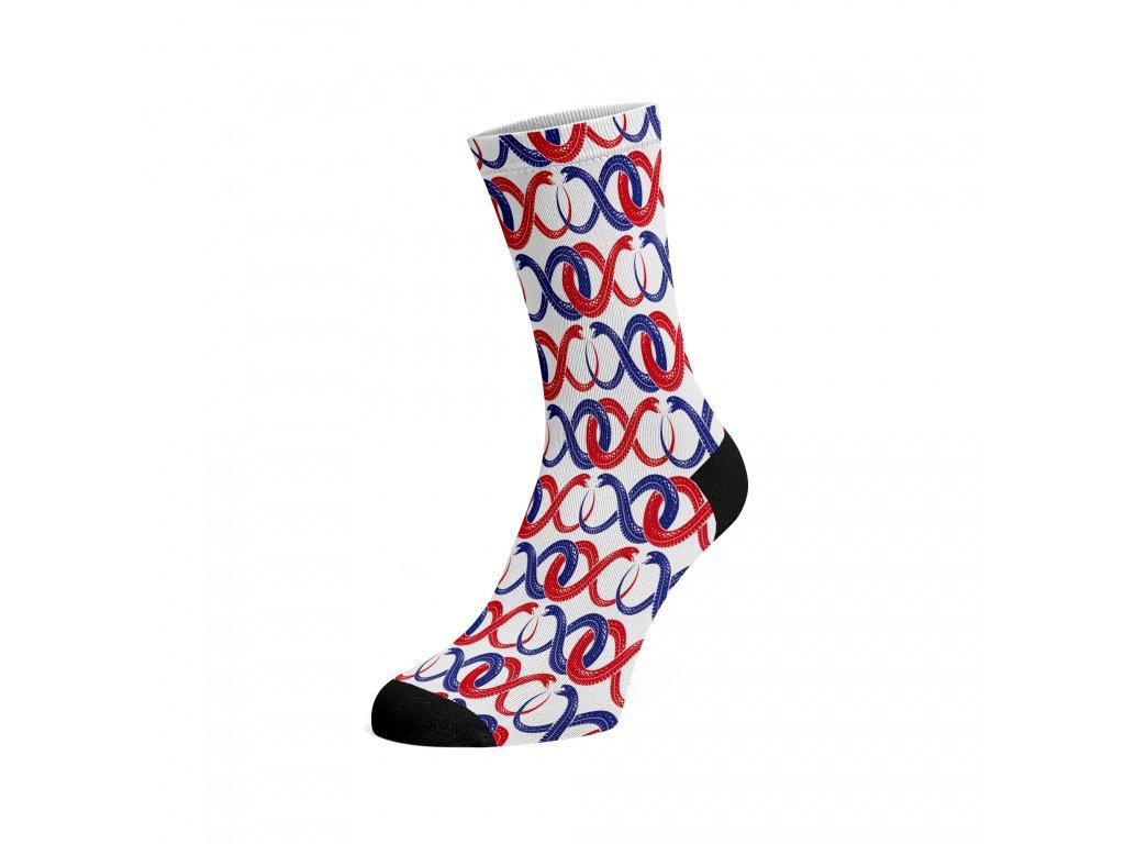 Walkee barevné ponožky - Hidden