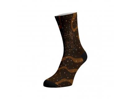 Walkee barevné ponožky - Znamení zvěrokruhu Byk