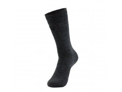 Walkee ponožky z merino vlny - šedé
