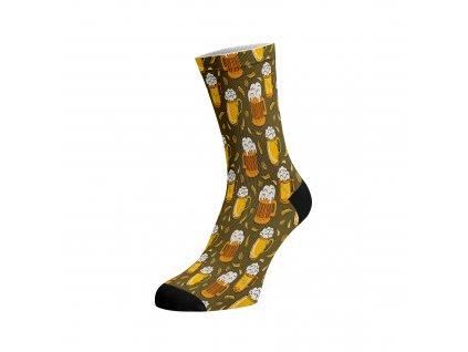 Walkee barevné ponožky - Beers