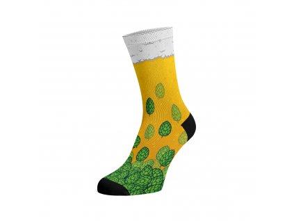 Walkee barevné ponožky -  Beerfoots
