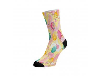 Walkee barevné ponožky - Lollipops