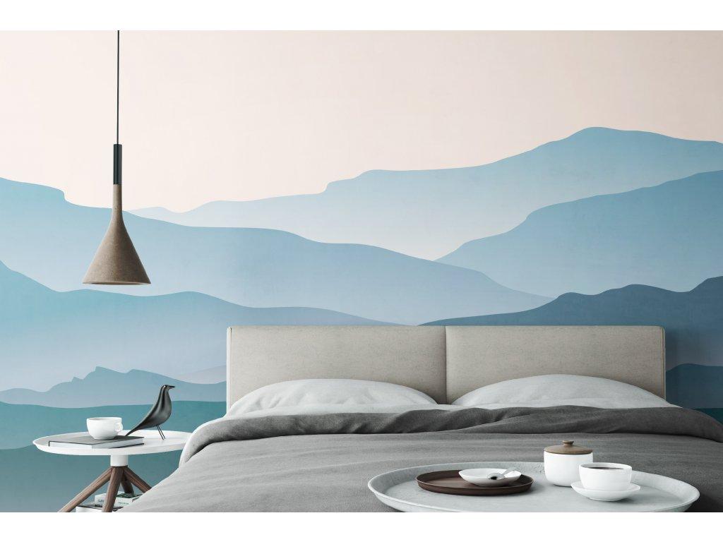 obrazová tapeta Mont Pourri